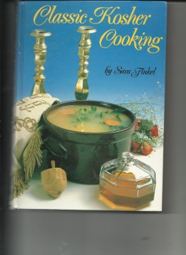 Classic kosher cooking